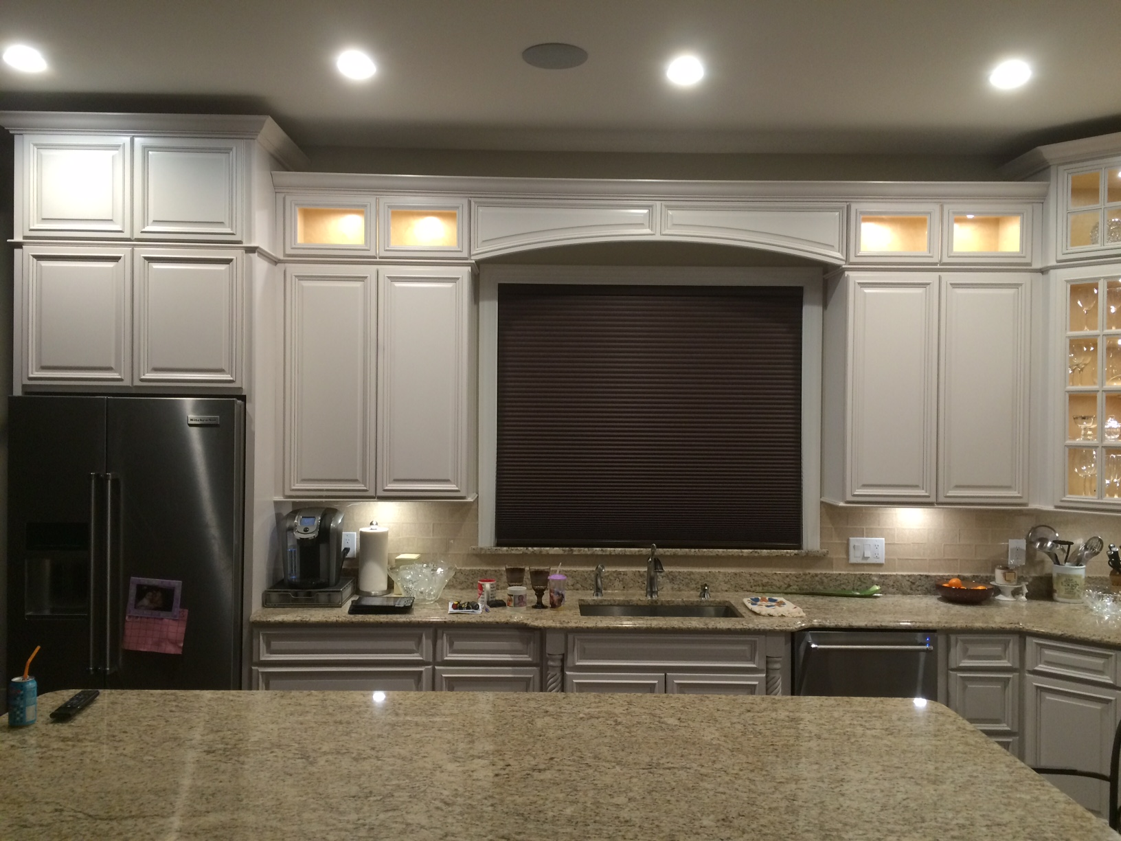 Chocolate Glaze Kitchen Cabinets White Deluxe Chocolate Glaze