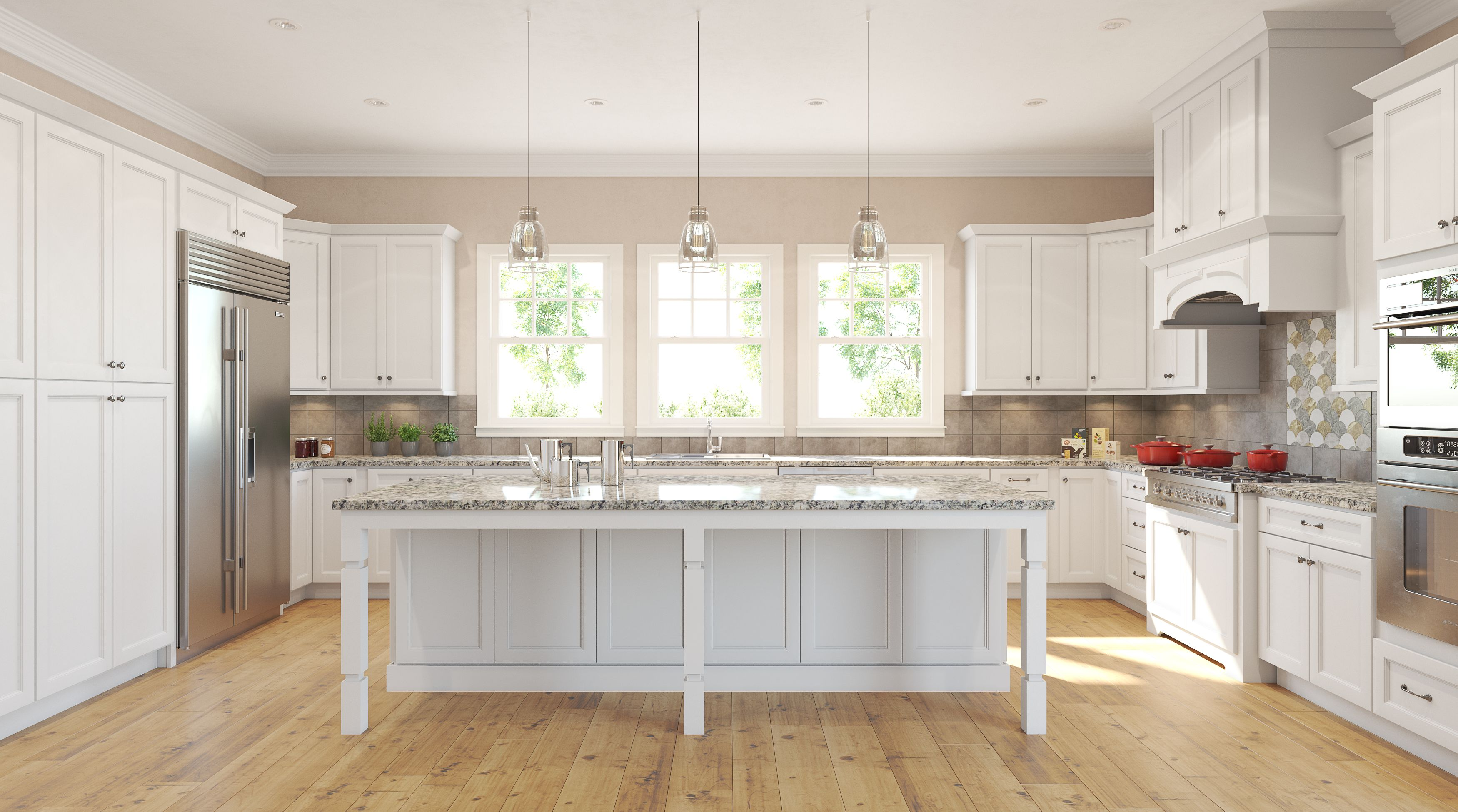buy rta newport white shaker kitchen cabinets, shop white shaker kitchen cabinets online
