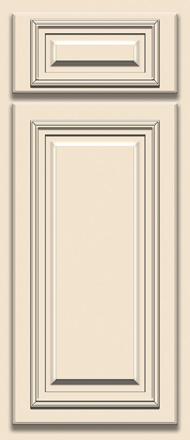 Canvas Deluxe Door Sample (Custom Door Color)