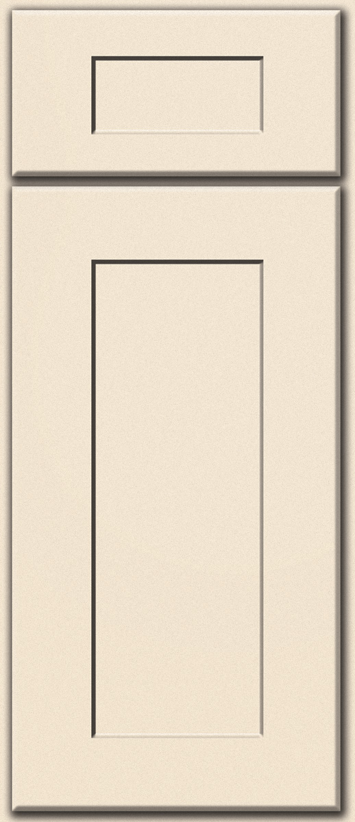 Canvas Shaker Door Sample (Custom Door Color)