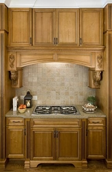 Ginger Deluxe Kitchen Cabinets