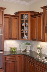 Mocha Deluxe Kitchen Cabinets