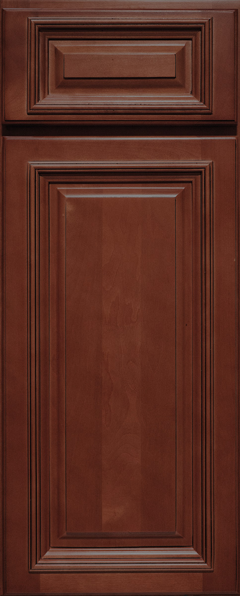 Mocha Deluxe Door Sample