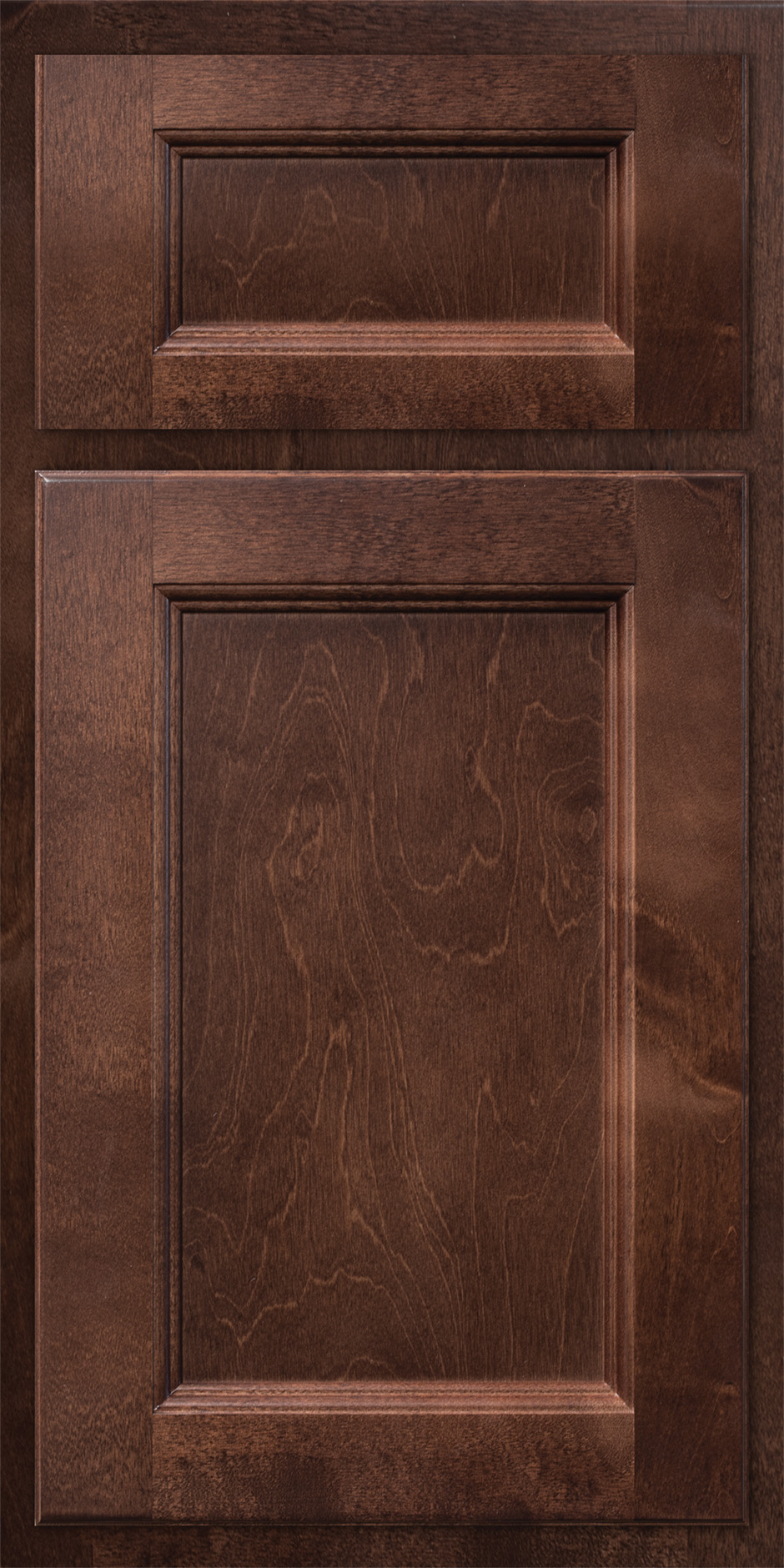 Newtown Premier Chestnut Door Sample