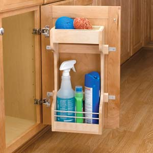 Sink Base Door Storage For 18