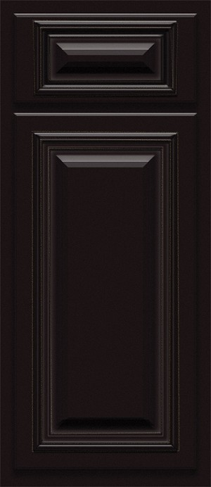 Teaberry Deluxe Door Sample (Custom Door Color)