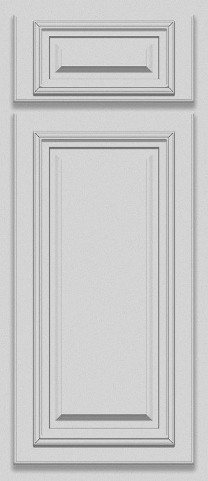 Oyster Deluxe Door Sample (Custom Door Color)