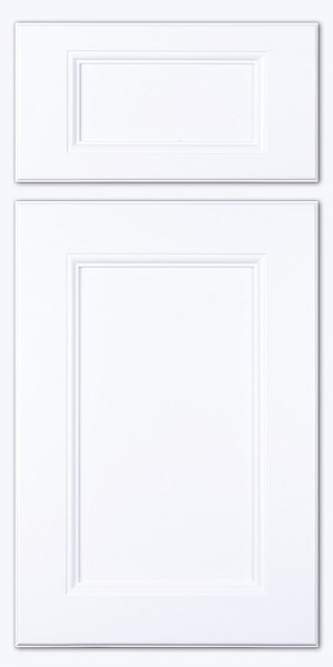 Newtown Premier White Door Sample